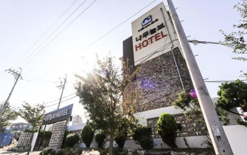 Ulsan Namuneulbo Hotel, Dong