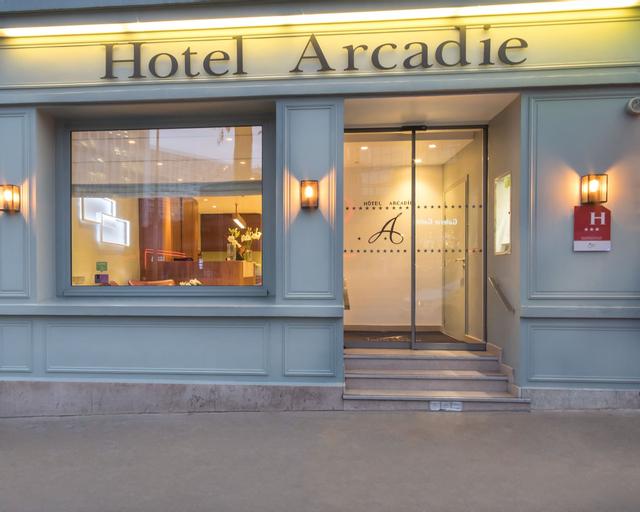 Hotel Arcadie Montparnasse, Paris