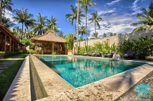 Benthos Bali Dive Resort, Karangasem