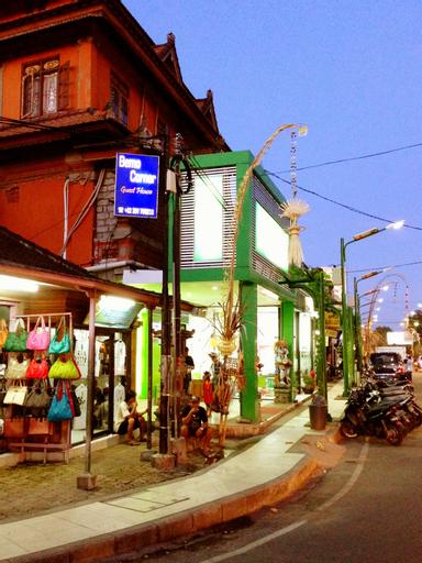 Bemo Corner Guest House, Badung