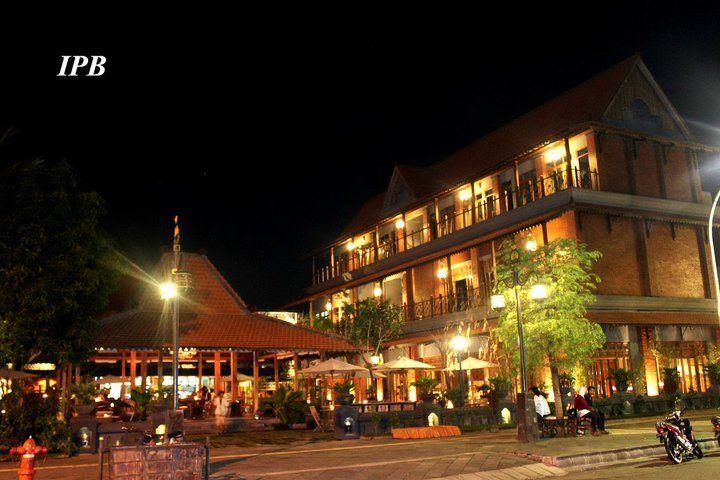 Omah Sinten Heritage Hotel Solo, Solo