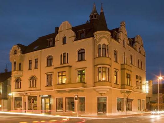 Hotel Reichshof garni, Unna