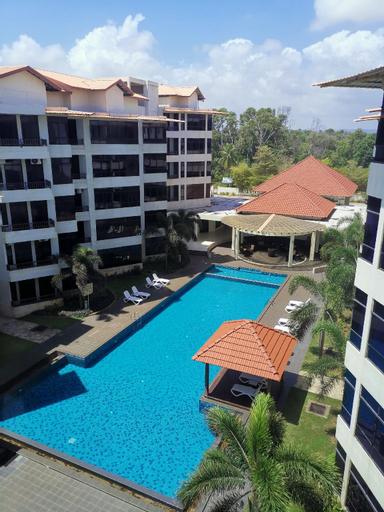 Samsuria Beach Apartment Resort, Kuantan