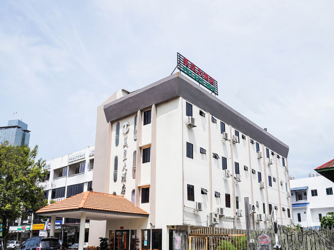 OYO 43970 Palace Inn, Miri