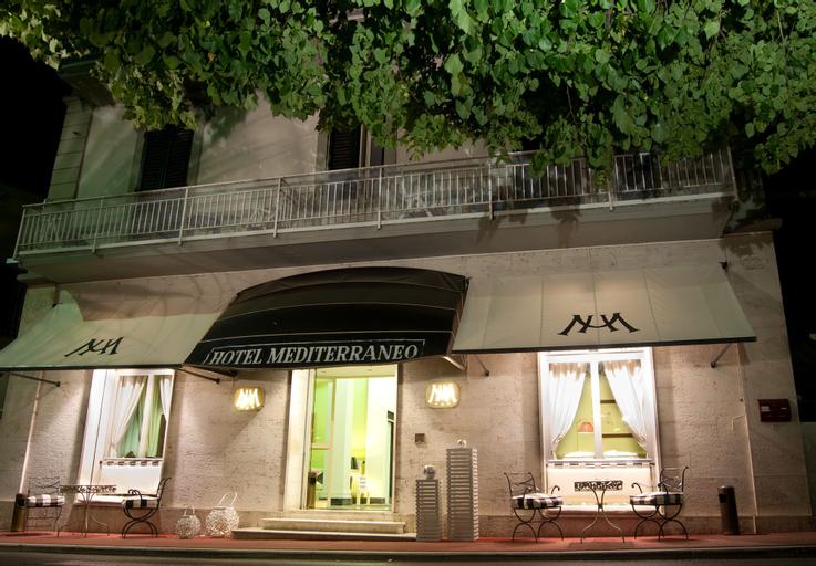 Hotel Mediterraneo, Pistoia