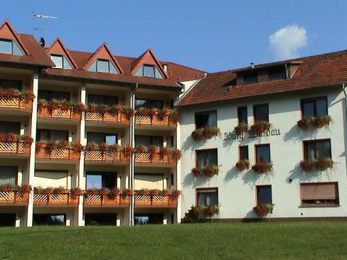 Hotel Burg Waldau, Bergstraße