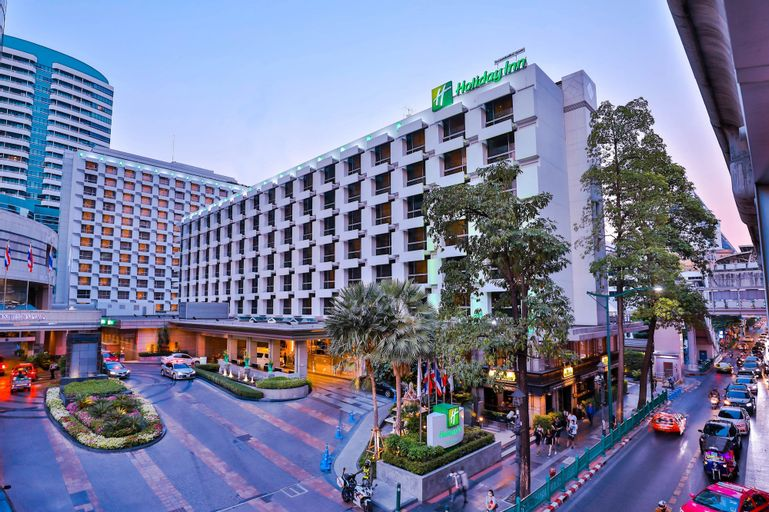 Holiday Inn Bangkok, Ratchathewi