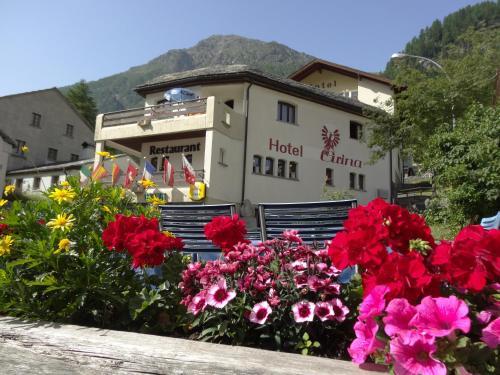 Hotel-Restaurant Grina, Brig