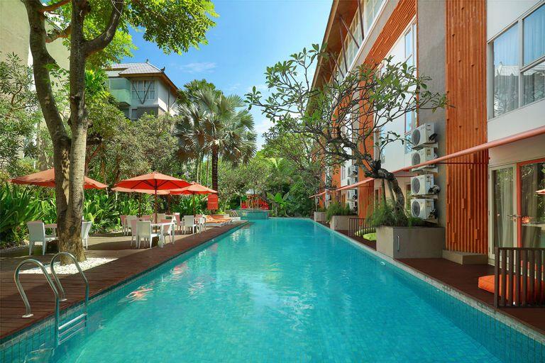 HARRIS Hotel & Residences Sunset Road, Denpasar