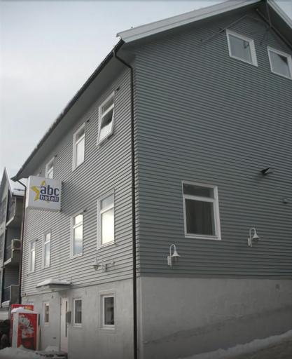 Enter Backpack Hotel, Tromsø