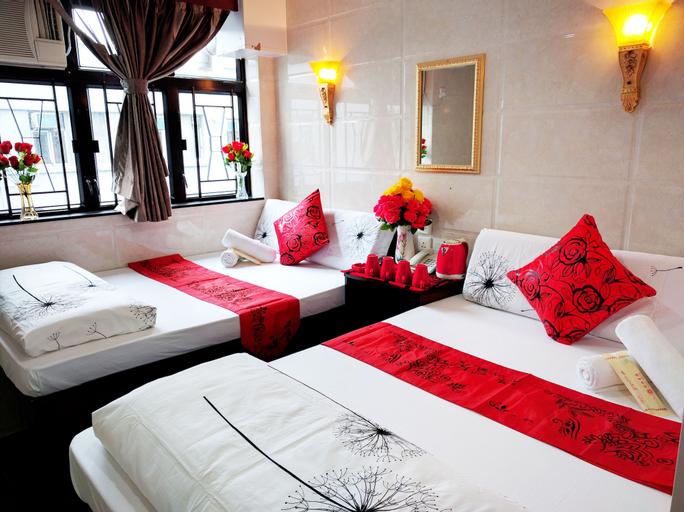 Day And Night Hotel - Hostel, Yau Tsim Mong