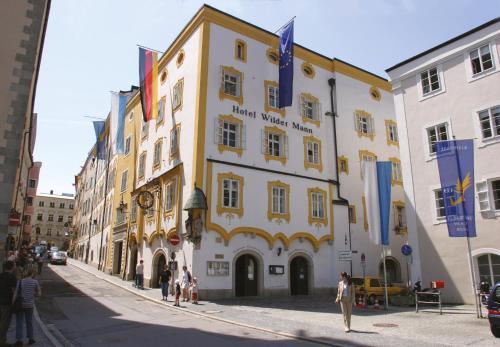 Hotel Wilder Mann, Passau