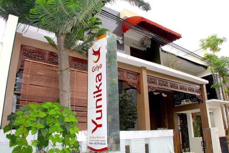 Griya Yunika Boutique Homestay, Yogyakarta