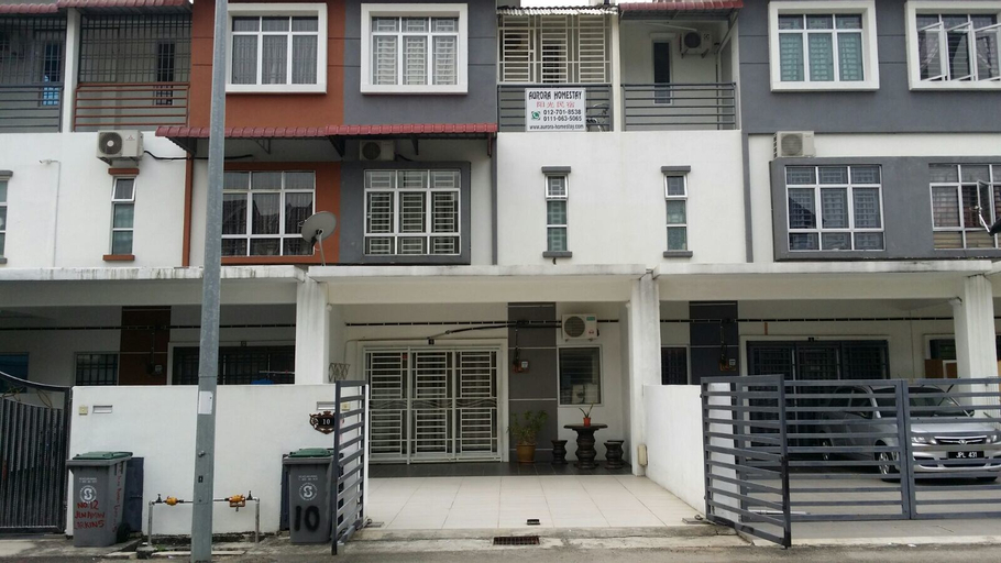 Aurora Homestay, Johor Bahru