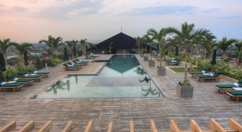 U Paasha Seminyak Hotel, Badung