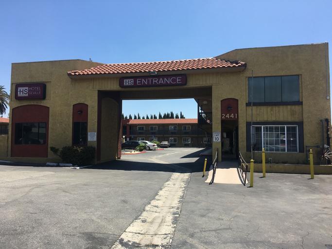 Hotel Seville, San Bernardino