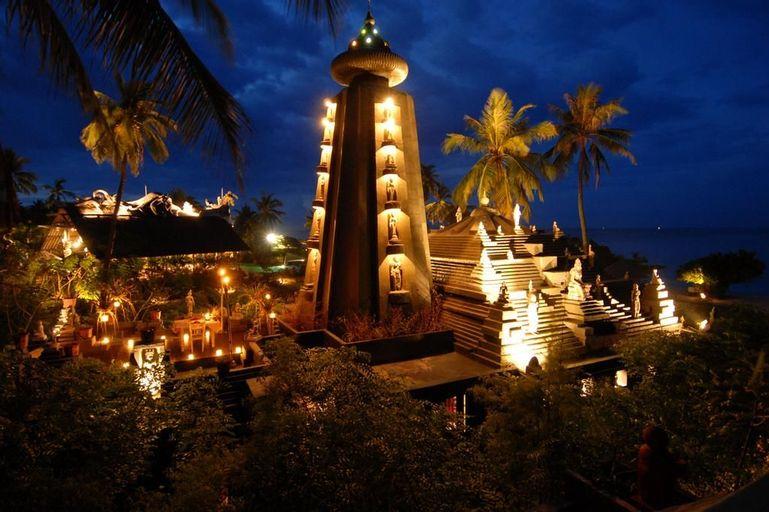 Hotel Tugu Lombok, Lombok