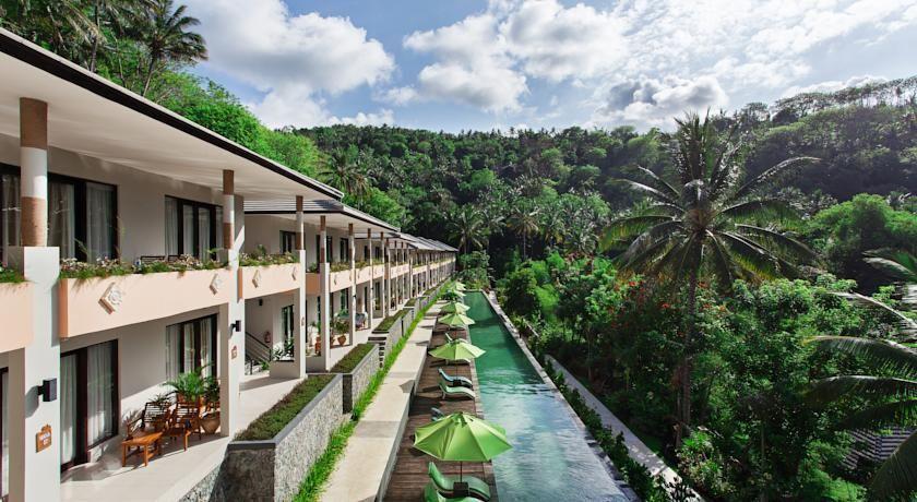 Kebun Villas and Resort, Lombok