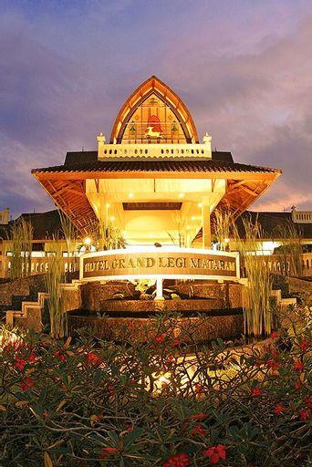 Grand Legi Hotel Mataram Lombok, Lombok