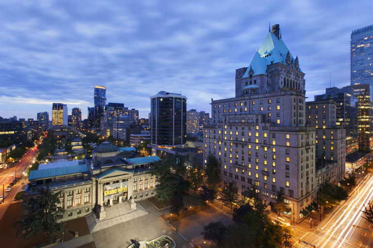 Fairmont Hotel Vancouver, Greater Vancouver