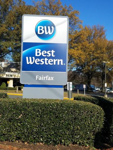 Best Western Fairfax, Fairfax City