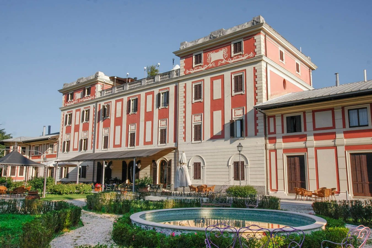 Park Hotel Villa Potenziani, Rieti