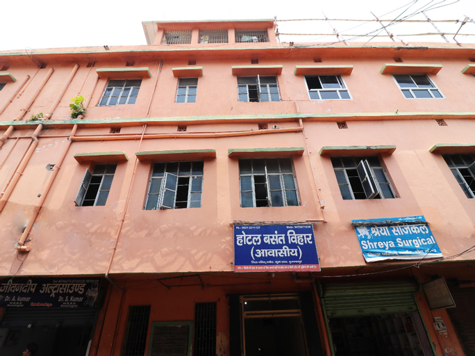 SPOT ON 41734 Hotel Basant Vihar, Muzaffarpur