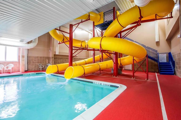 Comfort Inn & Suites Plattsburgh - Morrisonville, Clinton