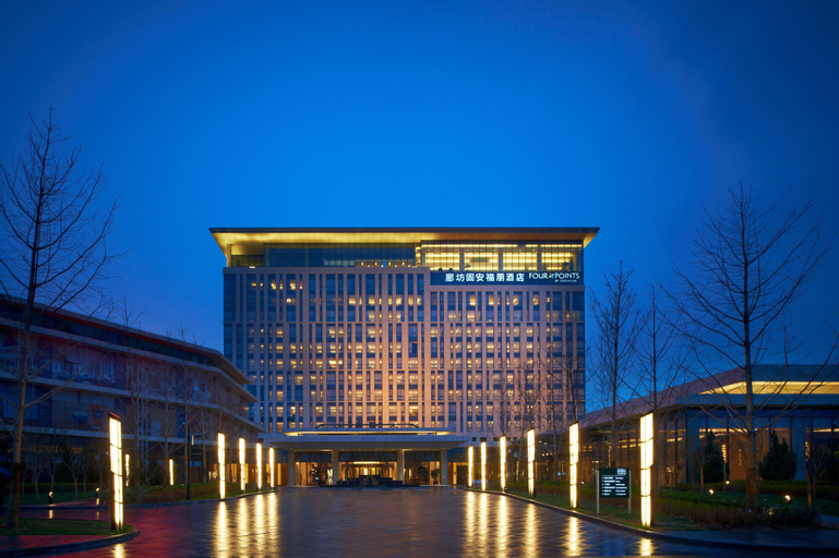 Four Points By Sheraton Langfang, Guan, Langfang