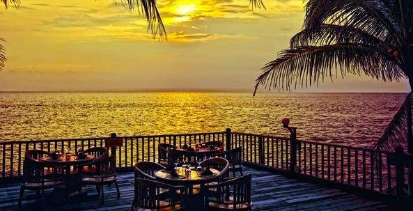 Patra Jasa Anyer Beach Resort, Serang