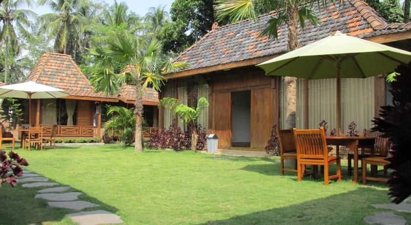 Cempaka Villa Borobudur, Magelang