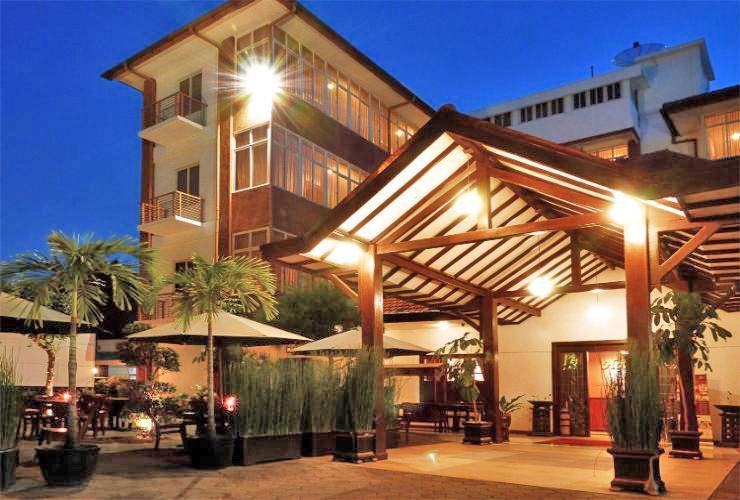 Sagan Heritage Hotel, Yogyakarta