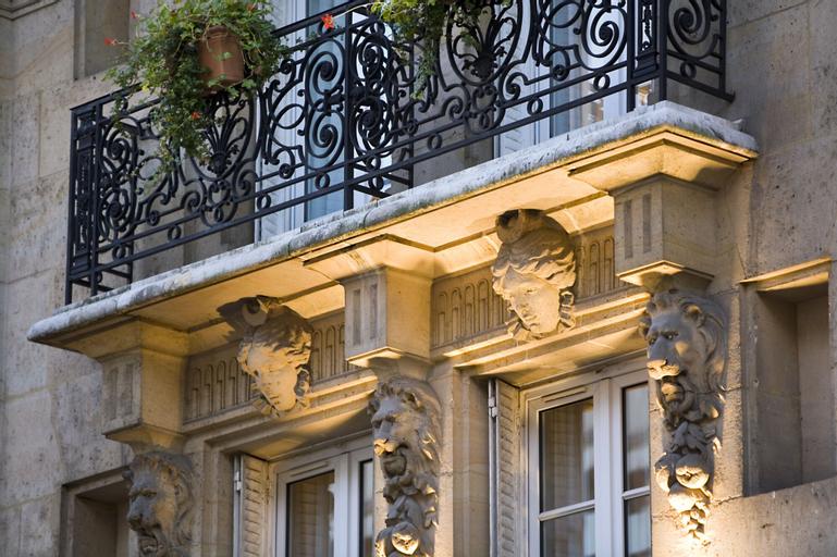 Hotel Lenox Montparnasse, Paris