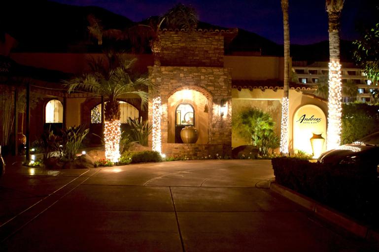 Andreas Hotel & Spa, Riverside