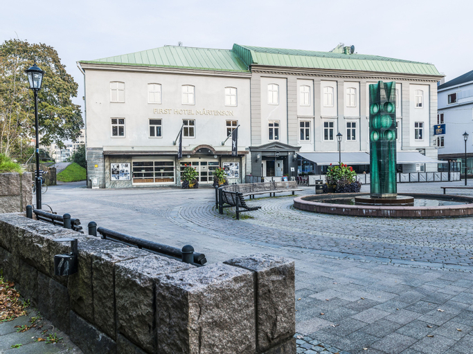 First Hotel Mårtenson, Halmstad