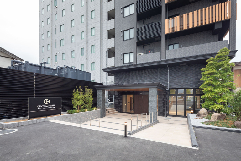 CENTRAL HOTEL TAKEO ONSEN, Takeo