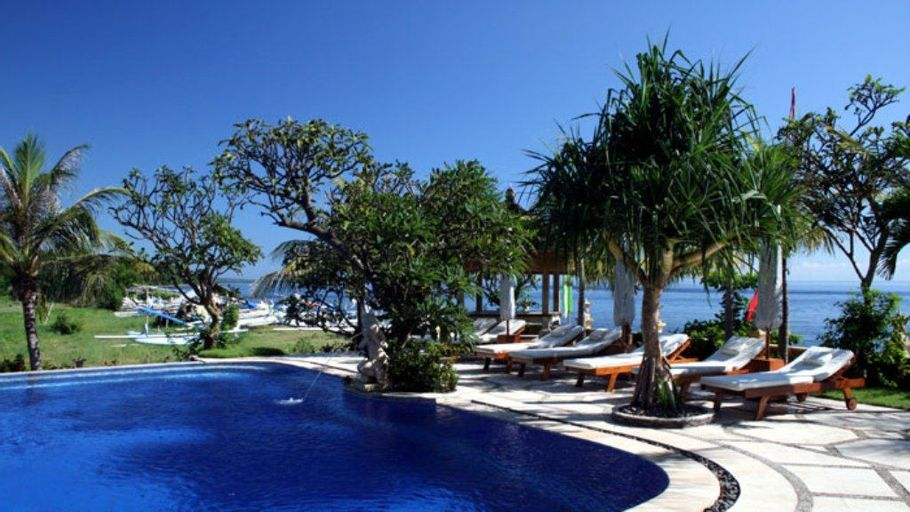 Arya Amed Beach Resort, Karangasem