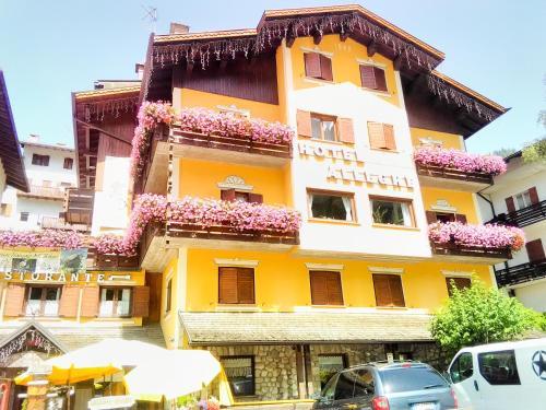 Hotel Alleghe, Belluno