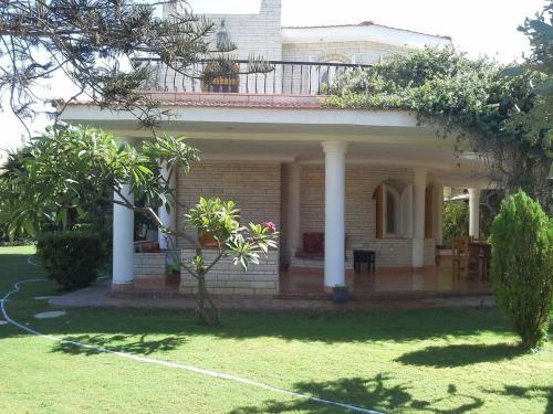 Three-Bedroom Villa at Armed Forces Village, North coast, Burj al-'Arab