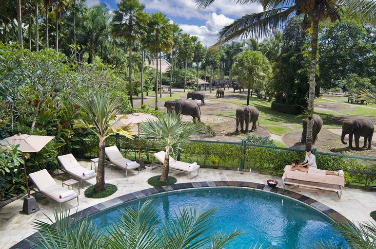 Elephant Safari Park Lodge Hotel, Gianyar