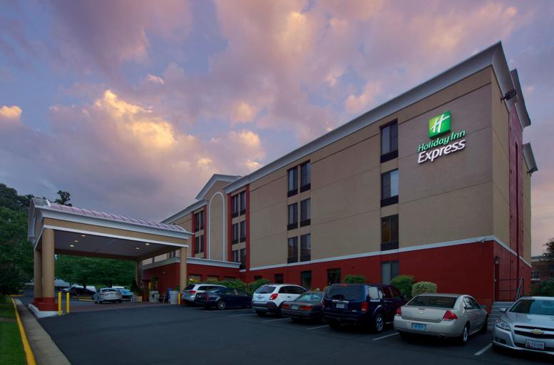 Holiday Inn Express Fairfax - Arlington Boulevard, Fairfax City