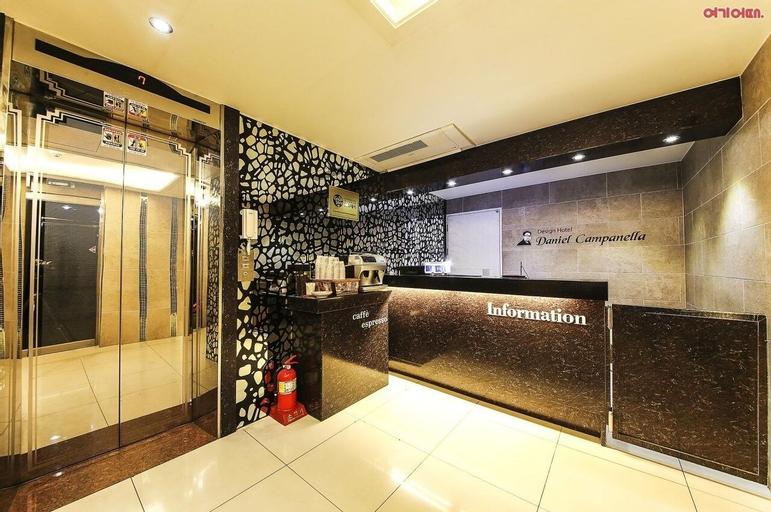 Design Hotel Daniel Campanella, Dobong