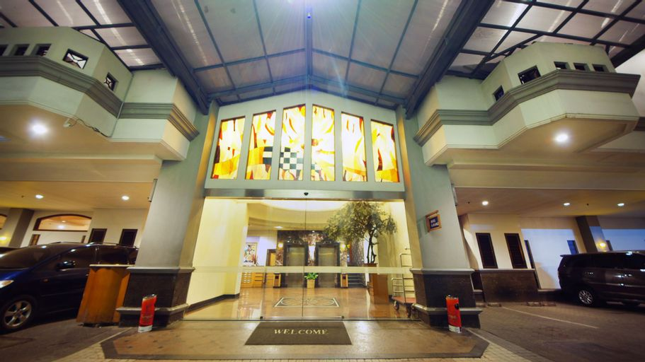Tematik Hotel Pluit, Jakarta Utara
