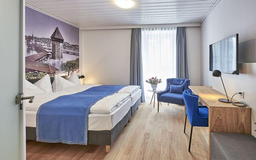 Hotel Central Luzern, Luzern