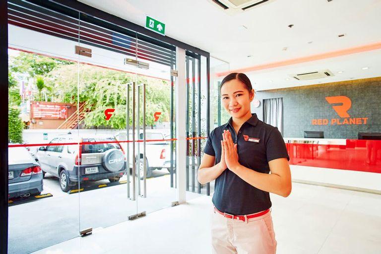 Red Planet Pattaya, Pattaya