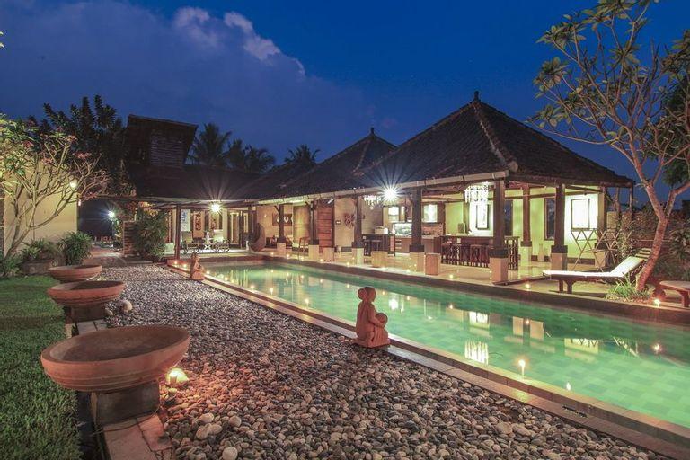 Villa Padi Pakem Yogyakarta, Sleman