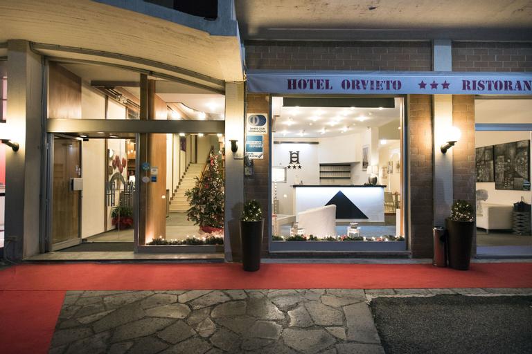 Hotel Orvieto, Terni