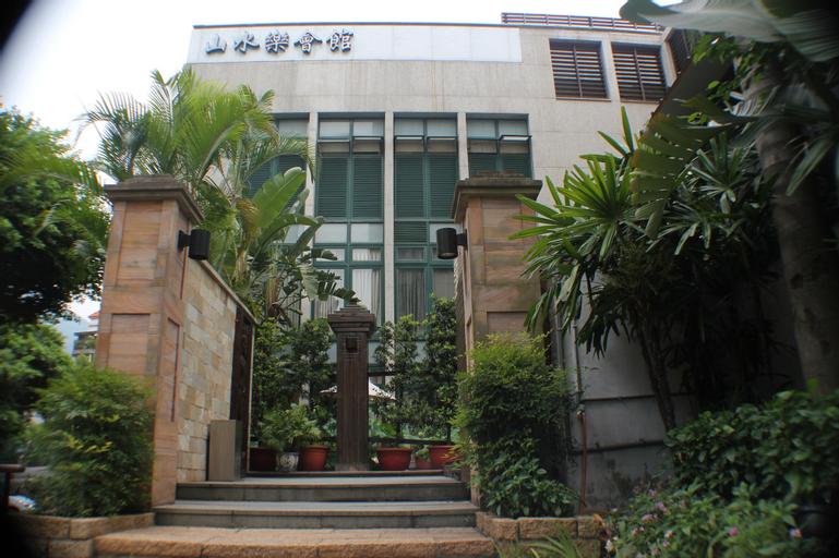 SHAN-YUE hotspring hotel, Taipei City