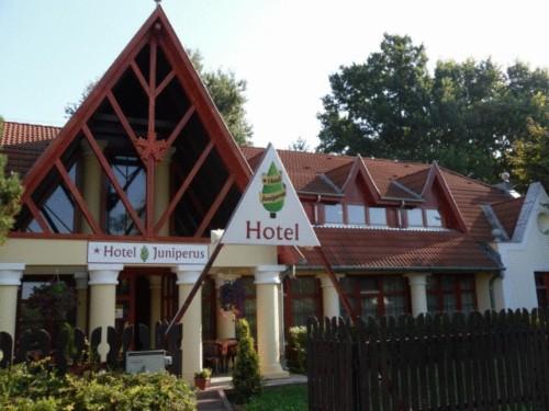 Juniperus Park Hotel Kecskemet, Kecskemét