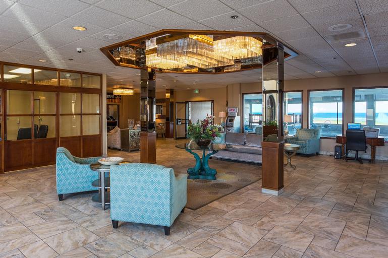 Shilo Inn Suites Hotel - Seaside Oceanfront, Clatsop